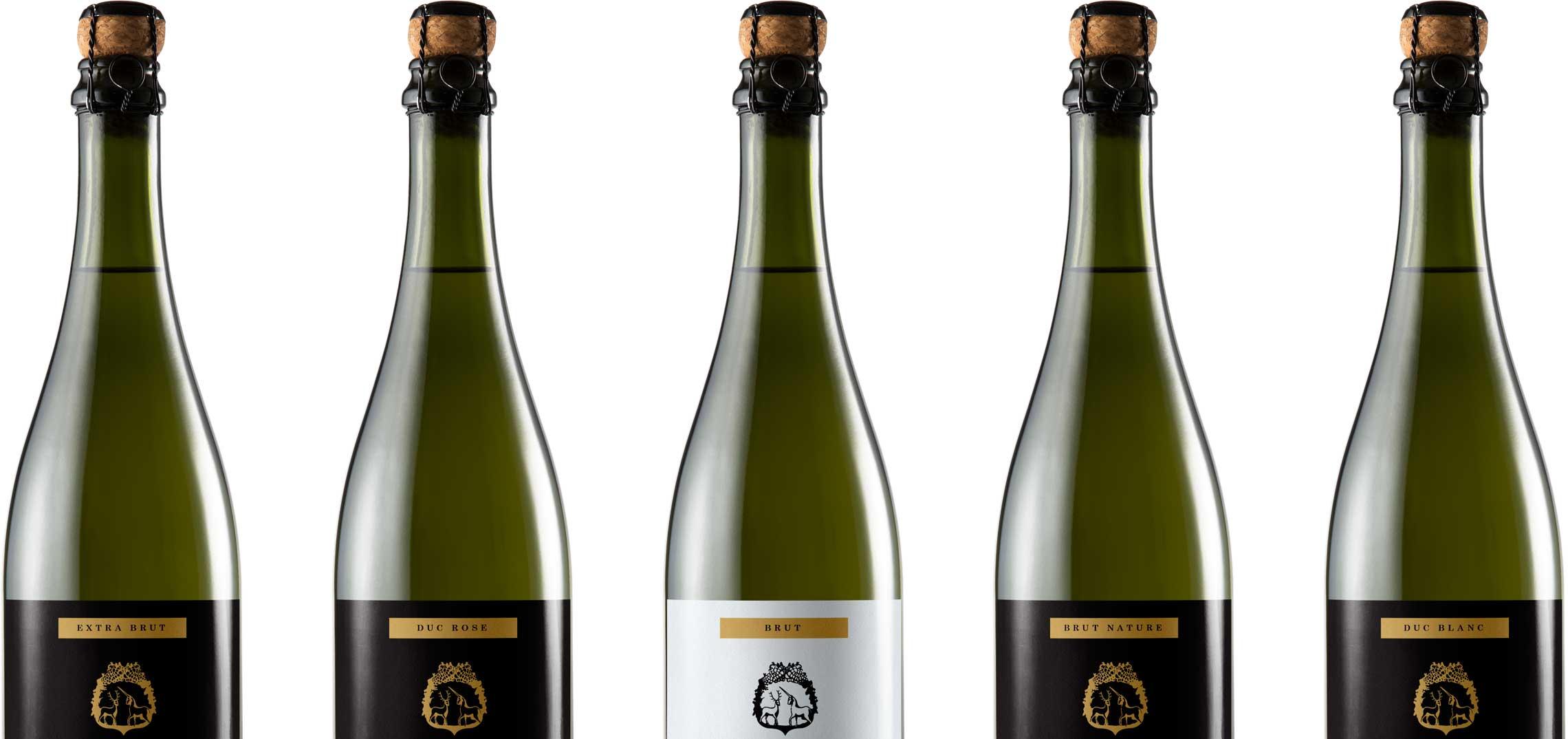 Botellas Champagne Miguel Mas